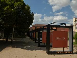 Exposición 18+12 en Astorga