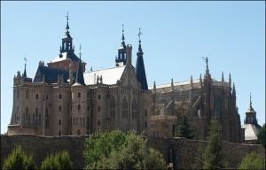 Turismo en Astorga: Parque del Melgar, Muralla, Palacio de Gaudí y Catedral.