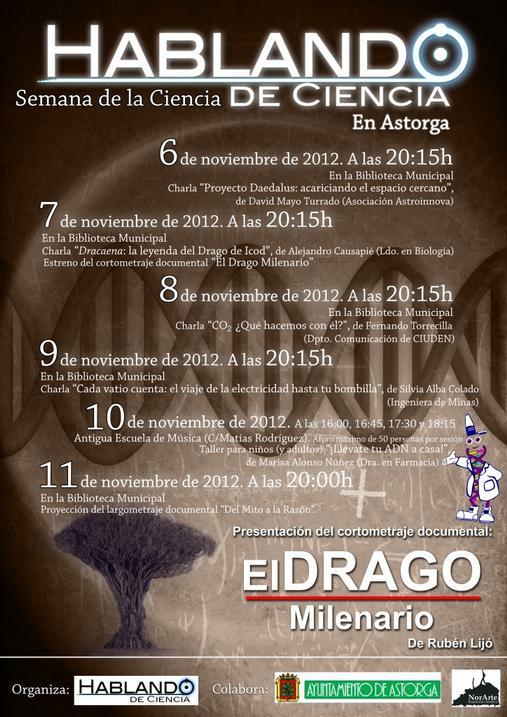 La Semana de la Ciencia en Astorga