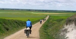 Camino de Santiago en bici desde Astorga