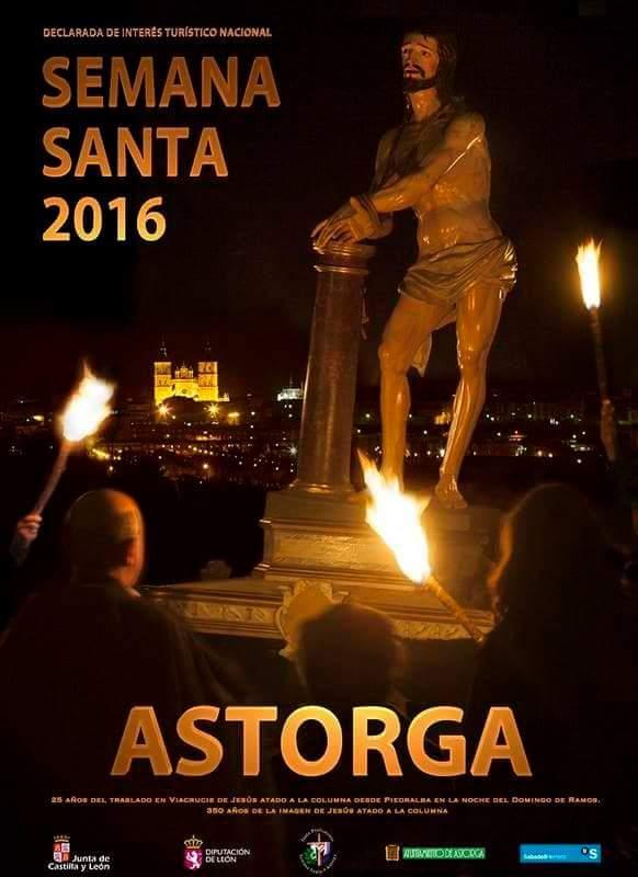 Programa de Semana Santa de Astorga 2016