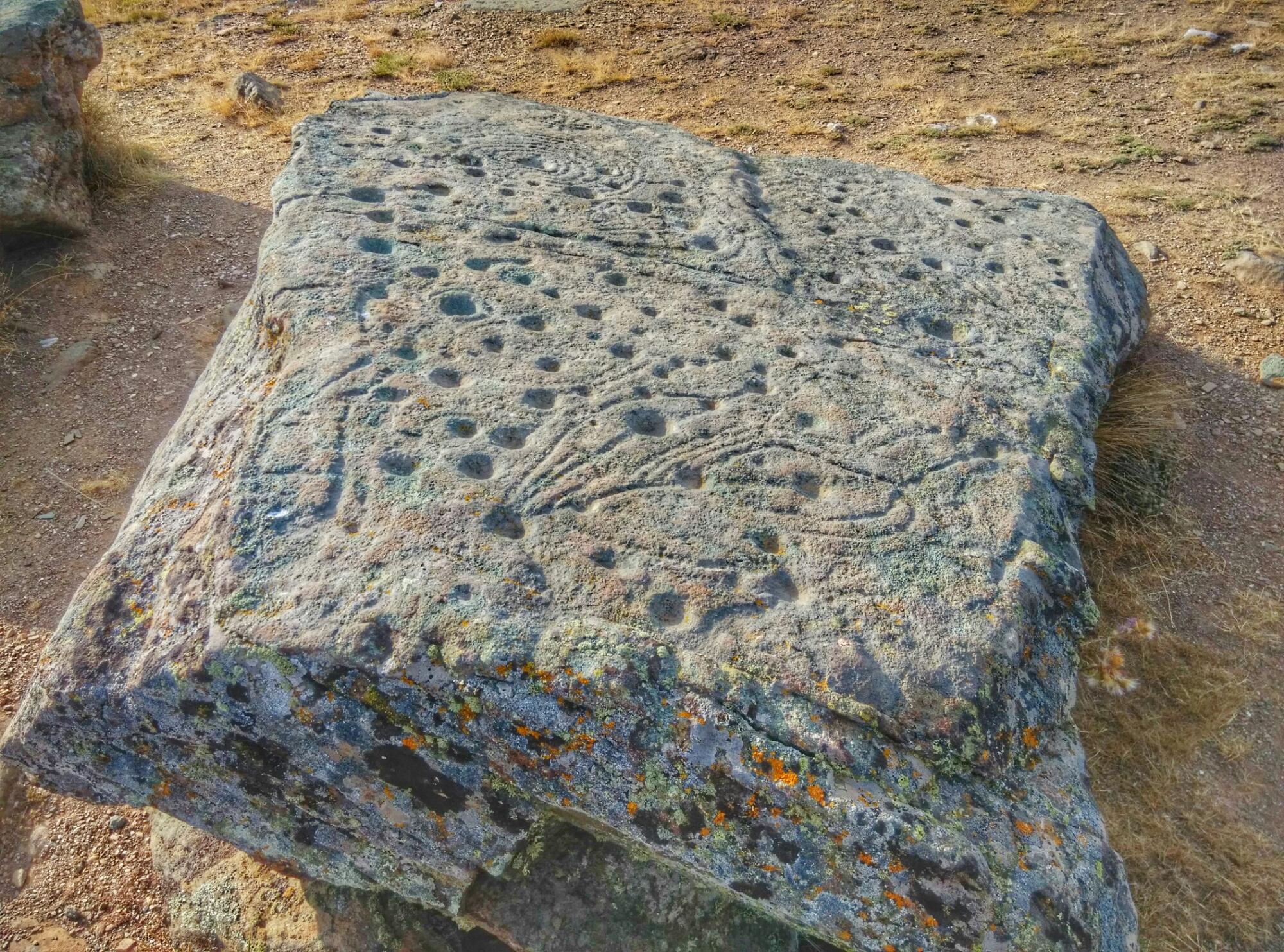 Petroglifos de Maragatería