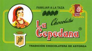 Artisan chocolate from Astorga