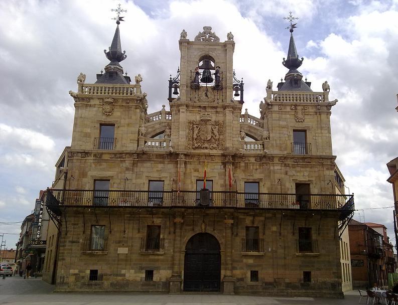 La mairie d'Astorga (XVIIe siècle)