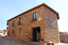 Hotel rural Casa Coscolo, en Castrillo de los Polvazares