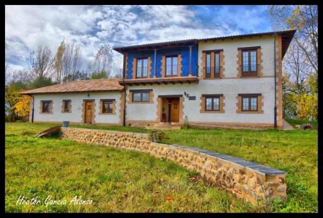 Casa rural Molino Galochas, en Villavante (León)
