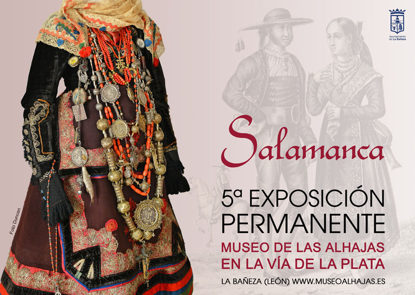 Exposición Museo de las Alhajas en la Vía de la Plata de La Bañeza