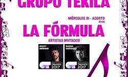 Cartel de Orquestalia 2019 en las fiestas de Astorga