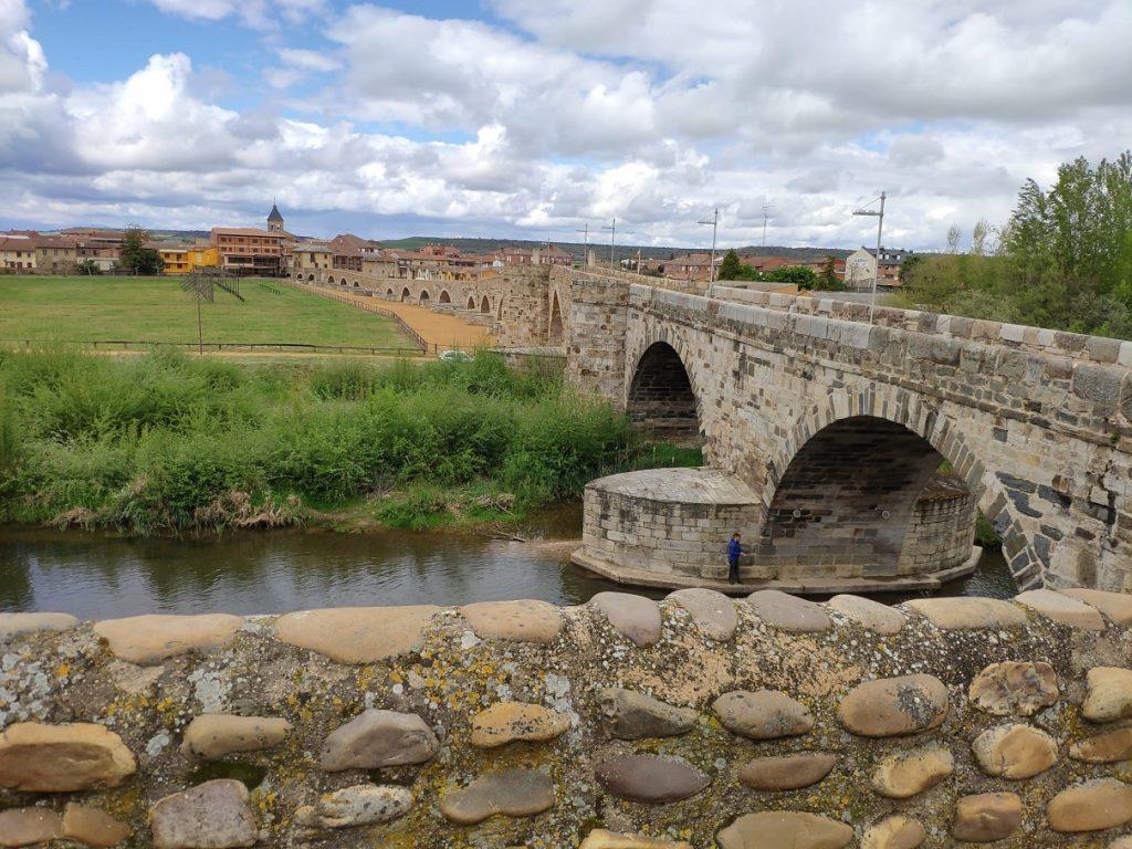 Puente del Paso Honroso en Hospital de Órbigo