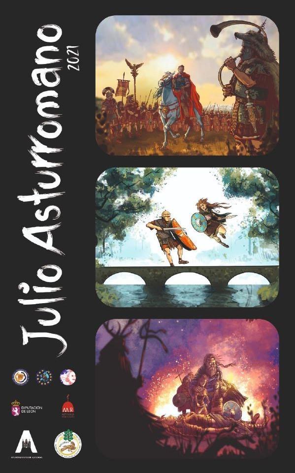 Programa de Astures y Romanos 2021 en Astorga